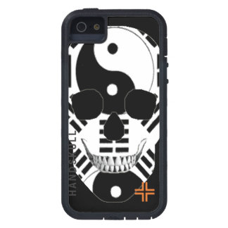 HANDSKULL Yin Yang - iPhone 5/5S Tough Xtreme iPhone 5 Covers