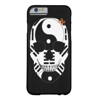 HANDSKULL Yin Yang - iPhone 6 Barely Barely There iPhone 6 Case