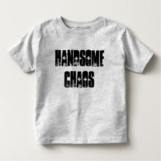 Handsome Chaos Toddler T-shirt