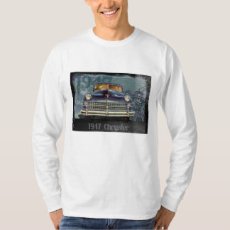 Handsome Classic Car Vintage 1947 Chrysler Cool T-Shirt