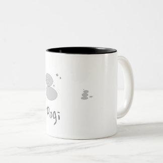 Handsome - Cute Tagalog Two-Tone Mug