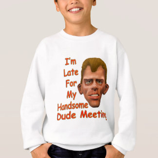 Handsome Dude Sweatshirt