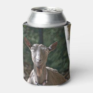 Handsome Goat Can Cooler