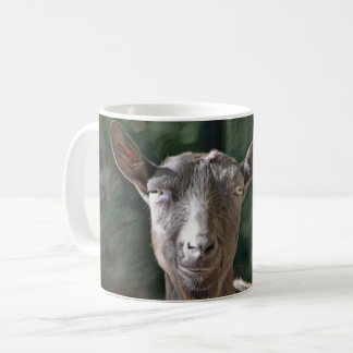 Handsome Goat Coffee Mug