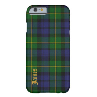 Handsome Gordon Tartan Plaid iPhone 6 case