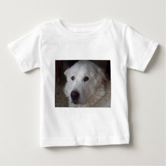 Handsome Great Pyrenees Dog Baby T-Shirt