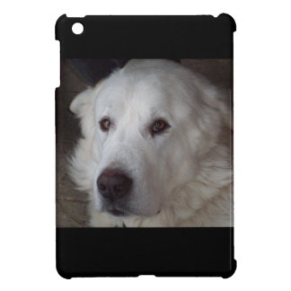 Handsome Great Pyrenees Dog Case For The iPad Mini