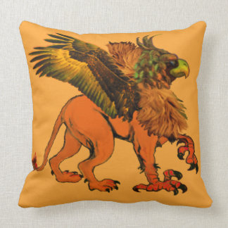 Handsome Griffin Pillow