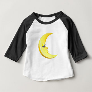 Handsome Moon Baby T-Shirt