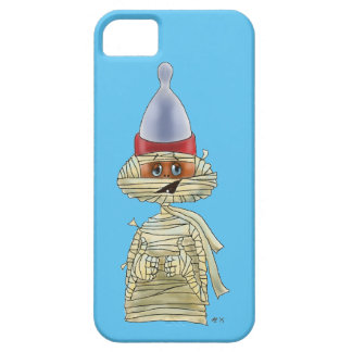 Handsome Mummific iPhone 5 Case