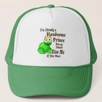 Handsome Prince Trucker Hat
