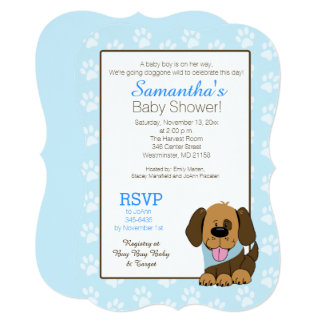 Puppy shower 100 images puppy shower etsy my puppy followed me puppy baby shower invitations announcements zazzle canada filmwisefo Image collections