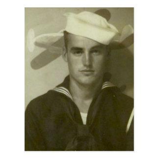 Handsome Sailor Postcard