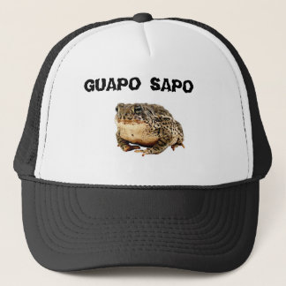 Handsome Toad Trucker Hat