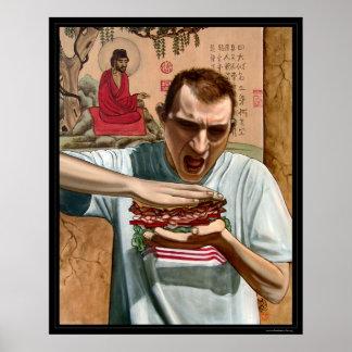 Handwich Poster