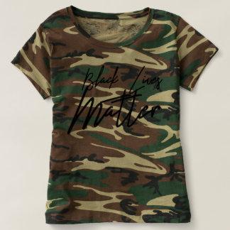 Handwritten Black Lives Matter T-Shirt