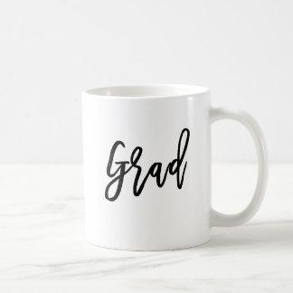 Handwritten Grad Mug