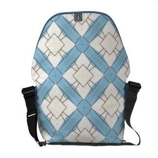 Handwrought Basic Messenger Bag