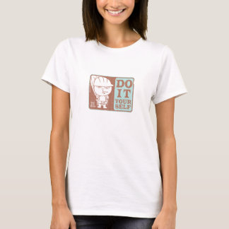 Handy Do It Yourself T-Shirt
