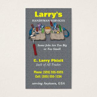 Handyman Business Card