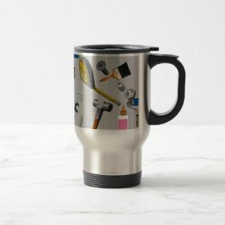 Handyman Tools Travel Mug