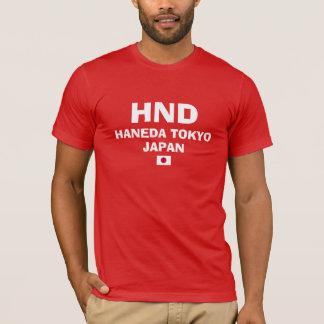 Haneda HND Tokyo Shirt