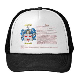 Hanes (meaning) trucker hat
