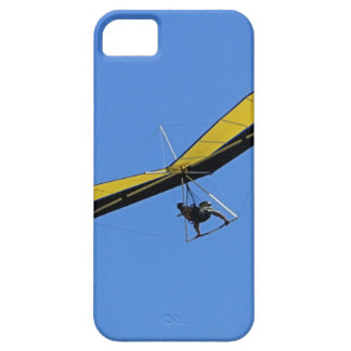 Hang glider in the sky iPhone 5 case
