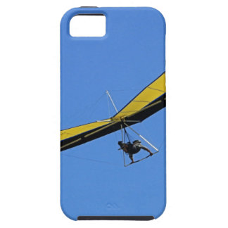 Hang glider in the sky iPhone 5 cases