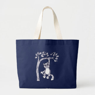 Hang in There 2 Large Tote Bag
