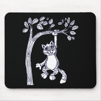 Hang in There 2 Mouse Pad