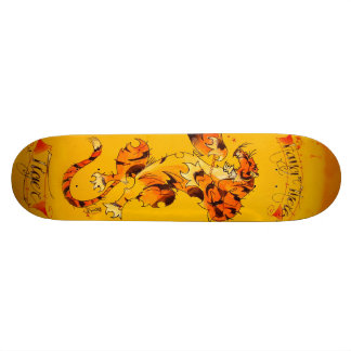 hang in there TIGER board Skateboard Decks