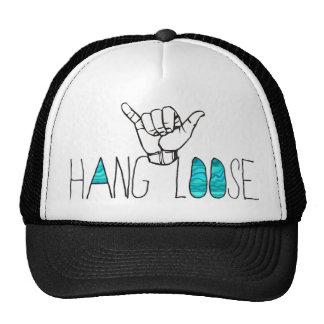 Hang Loose Cap Trucker Hat