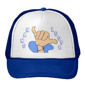 Hang Loose Hawaii Trucker Hat