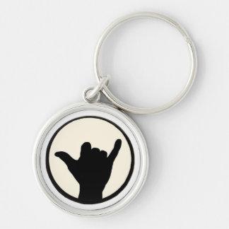 Hang Loose Keychain