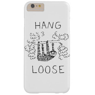 Hang Loose Sloth Barely There iPhone 6 Plus Case