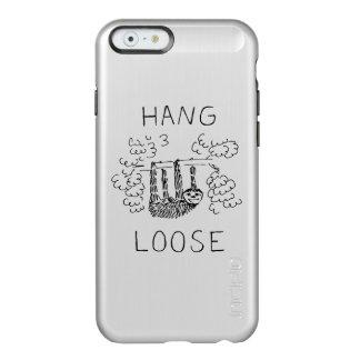 Hang Loose Sloth Incipio Feather® Shine iPhone 6 Case