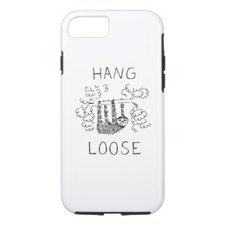Hang Loose Sloth iPhone 7 Case