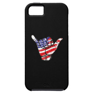 Hang Loose USA iPhone 5 Cover