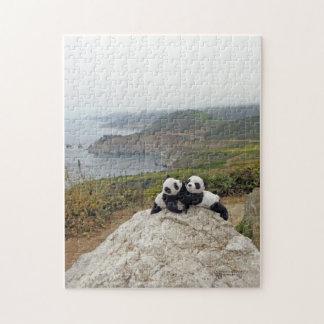 Hang On- You've Got A Friend Puzzle 10x14