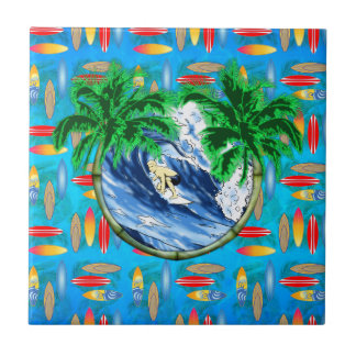Hang Ten Tile