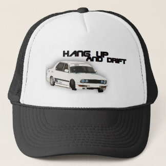 Hang up and Drift Trucker Hat