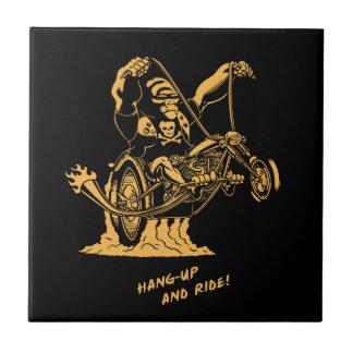 Hang Up & Ride! Tile