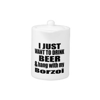 Hang With My Borzoi