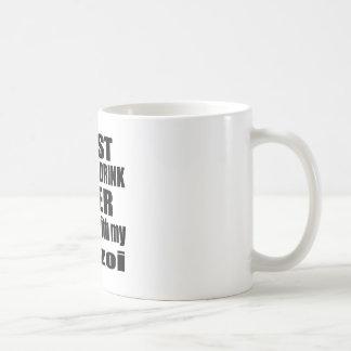 Hang With My Borzoi Coffee Mug