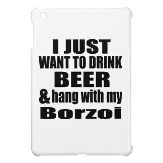 Hang With My Borzoi iPad Mini Case
