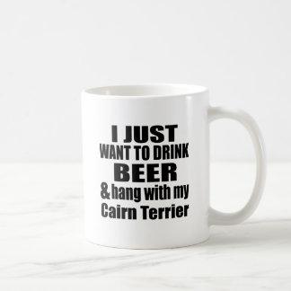 Hang With My Cairn Terrier Coffee Mug