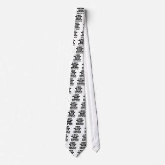 Hang With My Cairn Terrier Tie