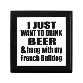 Hang With My French Bulldog Gift Box