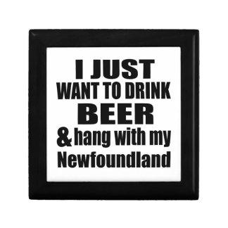 Hang With My Newfoundland Gift Box